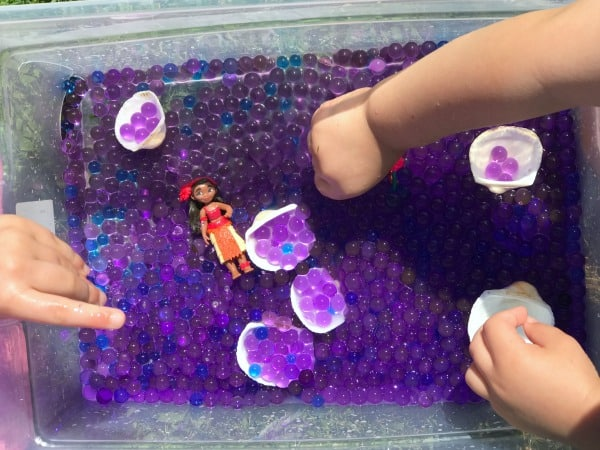 Water Bead Sensory Play 3