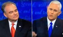 Pence Wins VP Debate