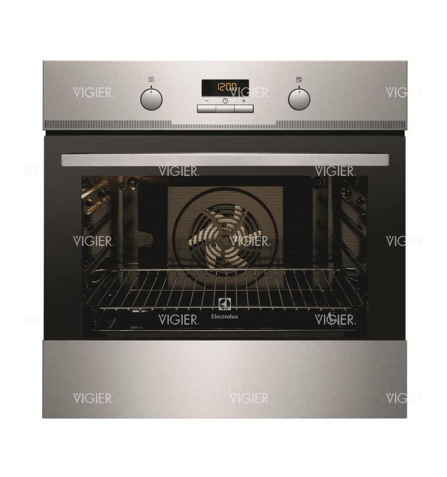 Four Pyrolyse Four Pyrolyse Multifonction 70 Litres Electrolux Eoc3485oaox