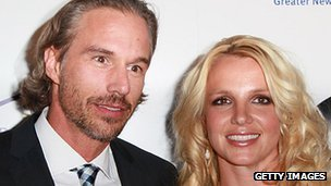 Jason Trawick was Britney Spears' manager until January this year