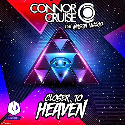 Tom Cruise's son Connor Cruise released an electronic music album. It features a very familiar symbol on it.