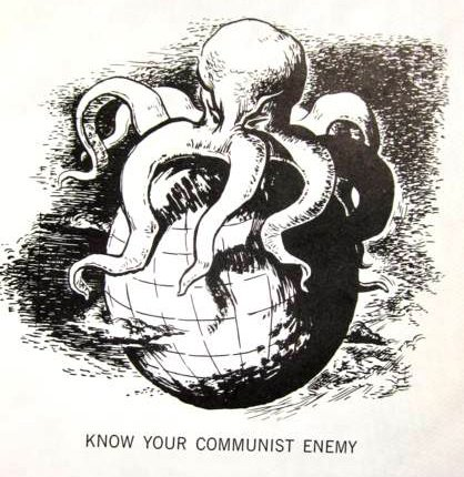 """Know Your Communist Enemy"" p.3 in Robert B. Watts (1977), ""Our Freedom Documents"", The Supreme Council, Washington"