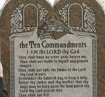 ILUMINATIS - Página 20 10-Commandments-Oklahoman1