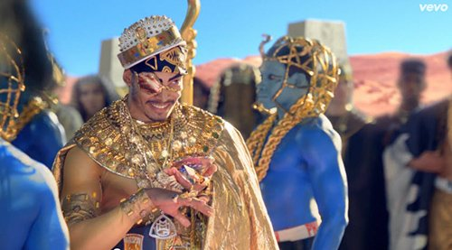 "Katy Perry's ""Dark Horse"": One Big, Children Friendly Tribute to the Illuminati"