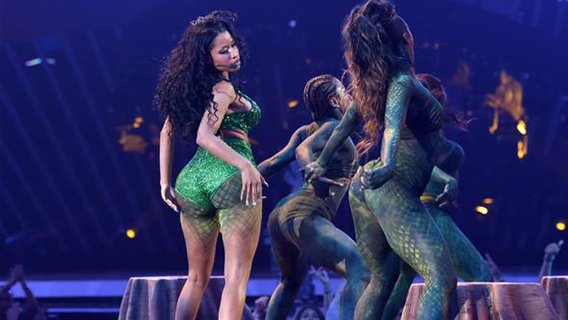 The 2014 VMAs: All About Oversexualization Pushed by Music Industry Puppets