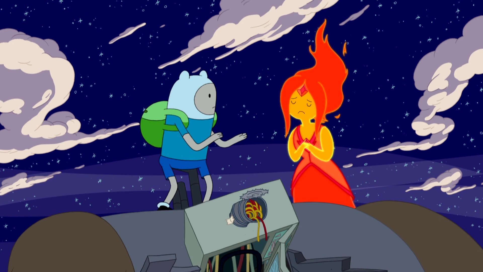 Gravity Falls Wallpaper Dump Forum Finn S Relationships Flame Princess Adventure