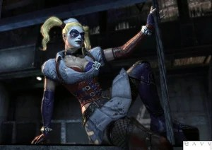 Ludo Quotes Wallpaper Harley Quinn Arkham Wiki Fandom Powered By Wikia
