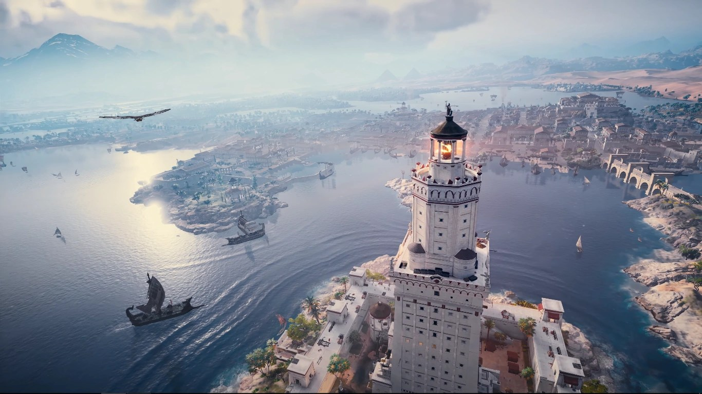 Fall Of Gods Wallpaper Alexandria Assassin S Creed Wiki Fandom Powered By Wikia