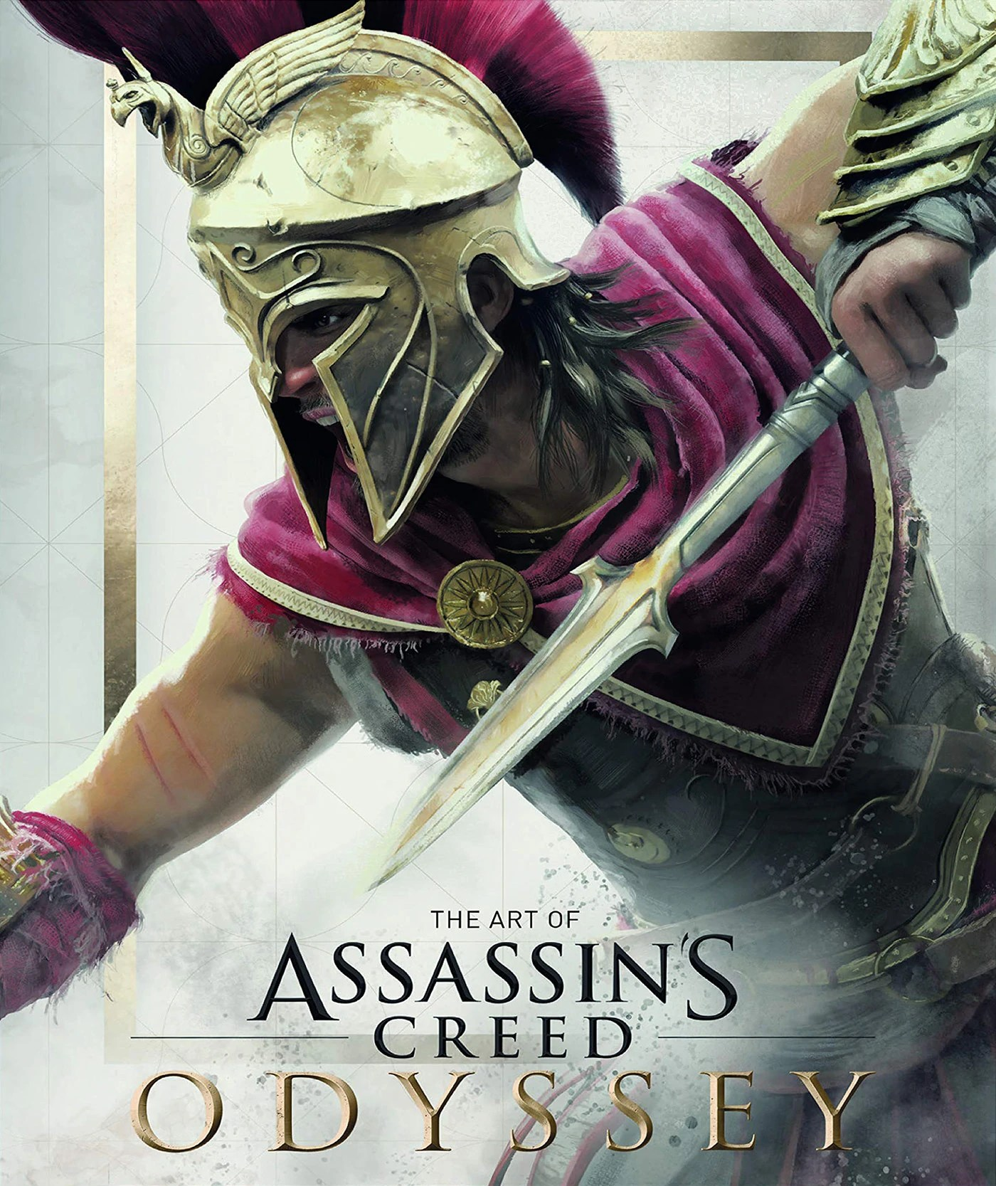 Epic Titan Fall Wallpaper The Art Of Assassin S Creed Odyssey Assassin S Creed