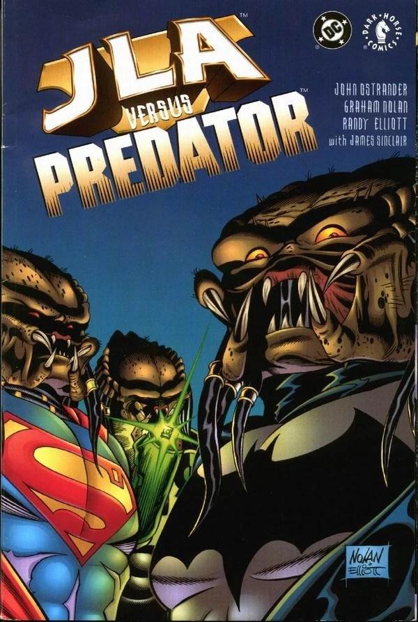 Power Girl Comic Wallpaper Jla Versus Predator Xenopedia Fandom Powered By Wikia