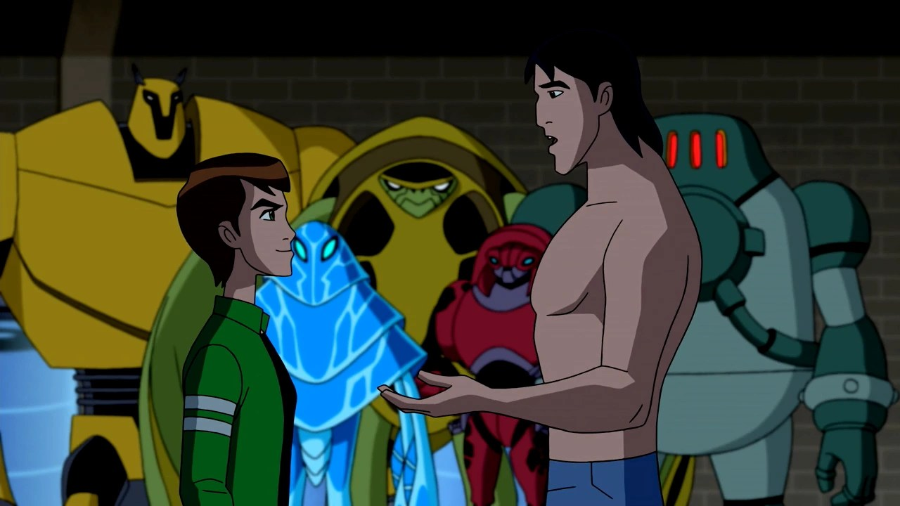 Fusion Fall Wallpaper Hd Absolute Power Part 2 Ben 10 Wiki Fandom Powered By Wikia