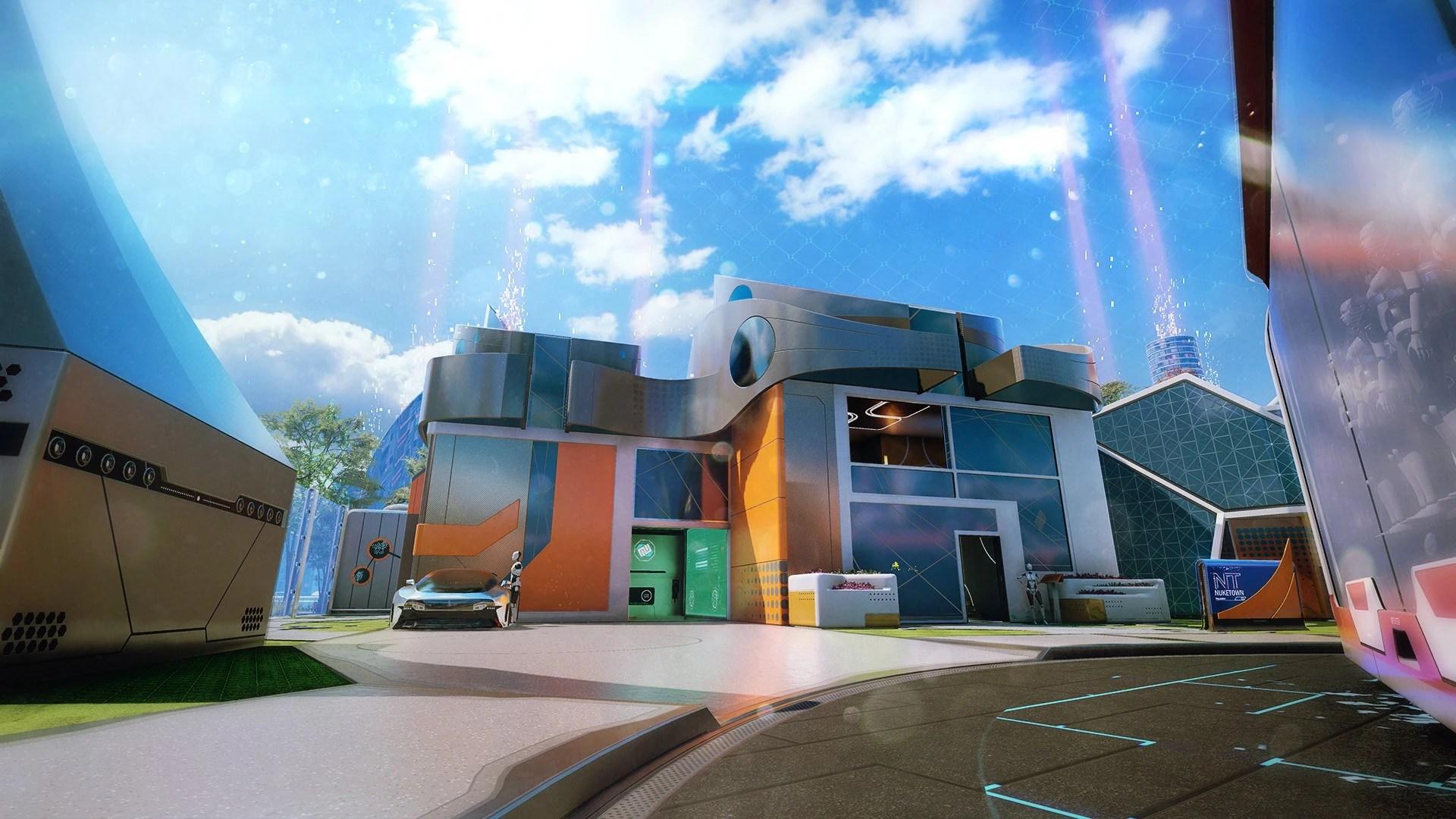 Titan Fall 2 Hd Wallpaper Nuk3town Call Of Duty Wiki Fandom Powered By Wikia