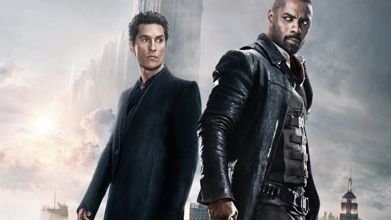 Idris Elba Films Dark Tower Scenes With Tom Taylor As Jake The Dark Tower Review Fantasy Fun On Fast Forward Fandom
