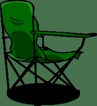 Folding Chair Clip Art