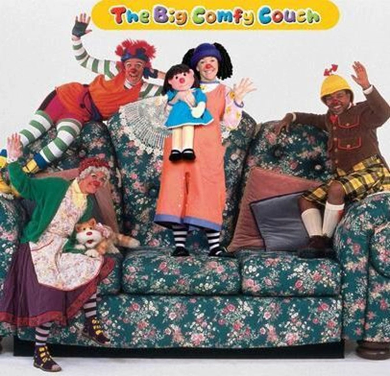 Big Couch Clown The Big Comfy Couch Jomaribryan S Version Custom Time