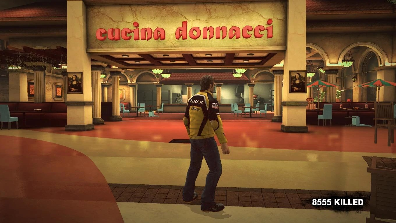 Cucina Restaurant In Leigh On Sea Cucina Donnacci Dead Rising Wiki Fandom Powered By Wikia