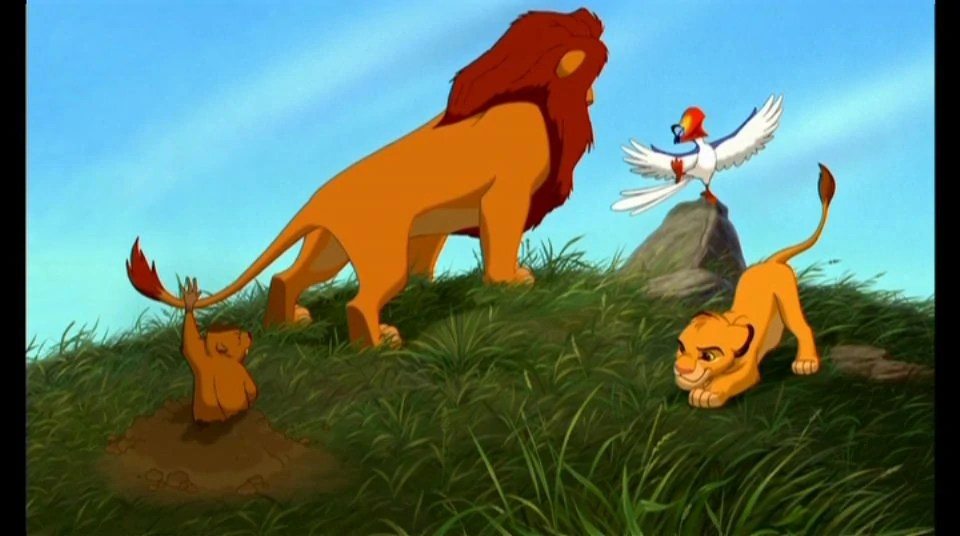 songs from the lion king movie list