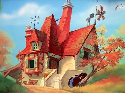 Belle39s Cottage Disney Wiki Fandom Powered By Wikia