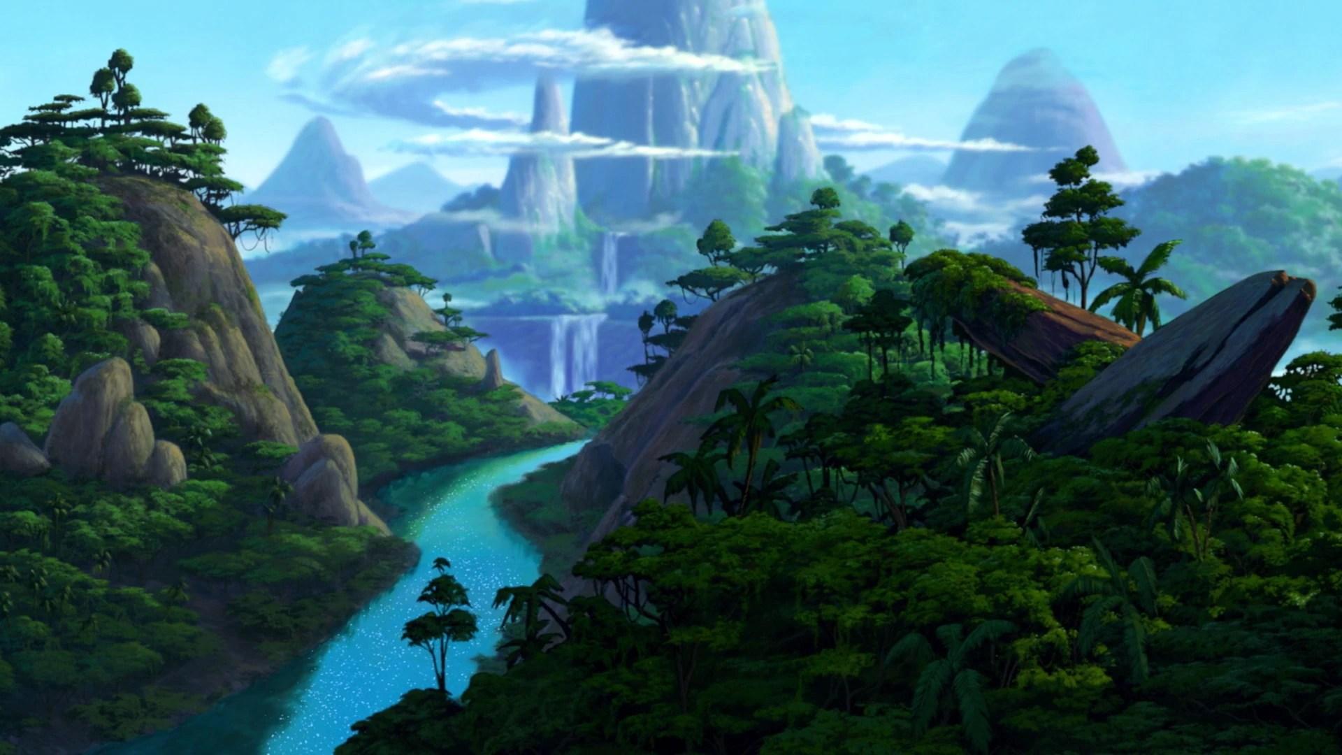 3d Frog Wallpaper Jungle The Lion King Disney Wiki Fandom Powered By Wikia