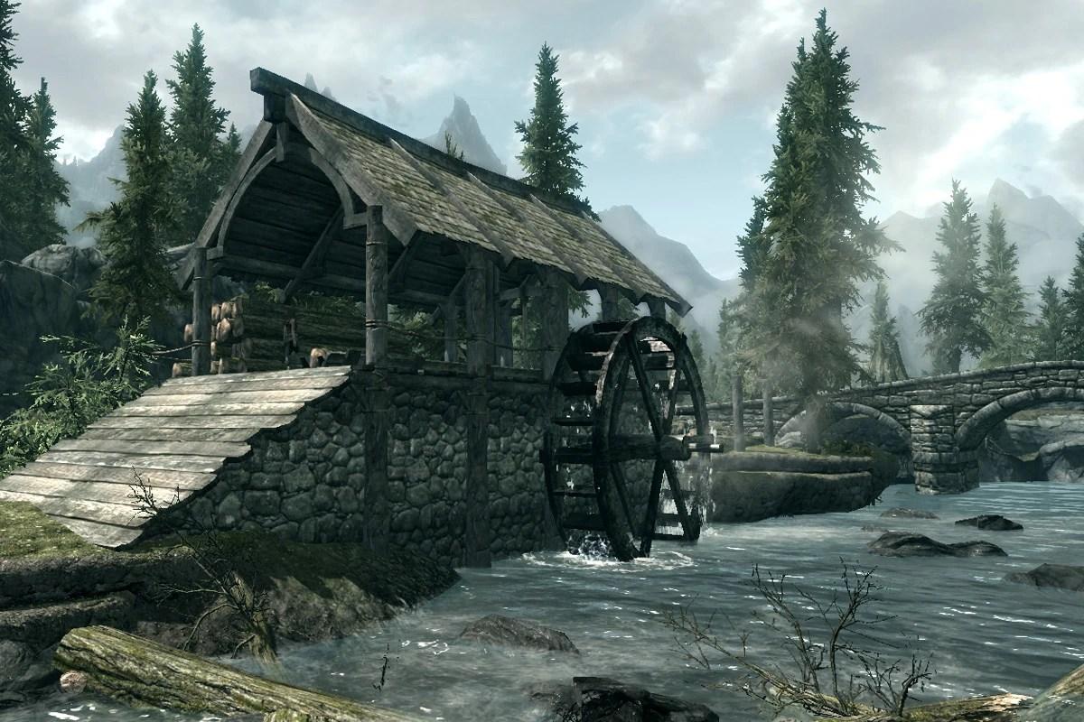 Lumber Mill Elder Scrolls Fandom Powered By Wikia