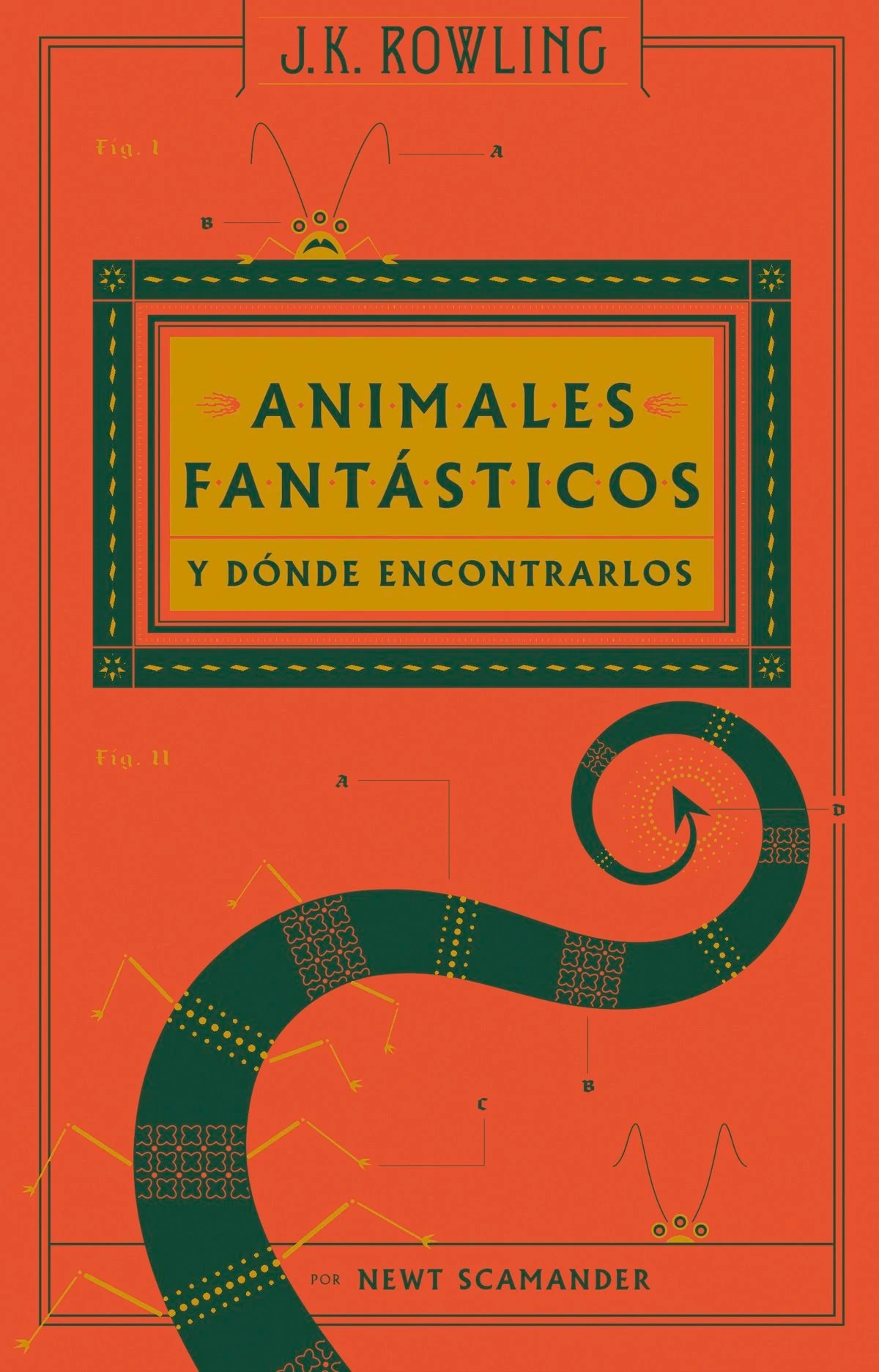 Libros De Harry Potter Pdf Animales Fantásticos Y Dónde Encontrarlos Real Harry