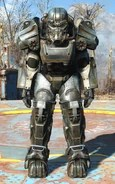 Green White Pink Girl Scout Wallpaper T 60 Power Armor Fallout Wiki Fandom Powered By Wikia