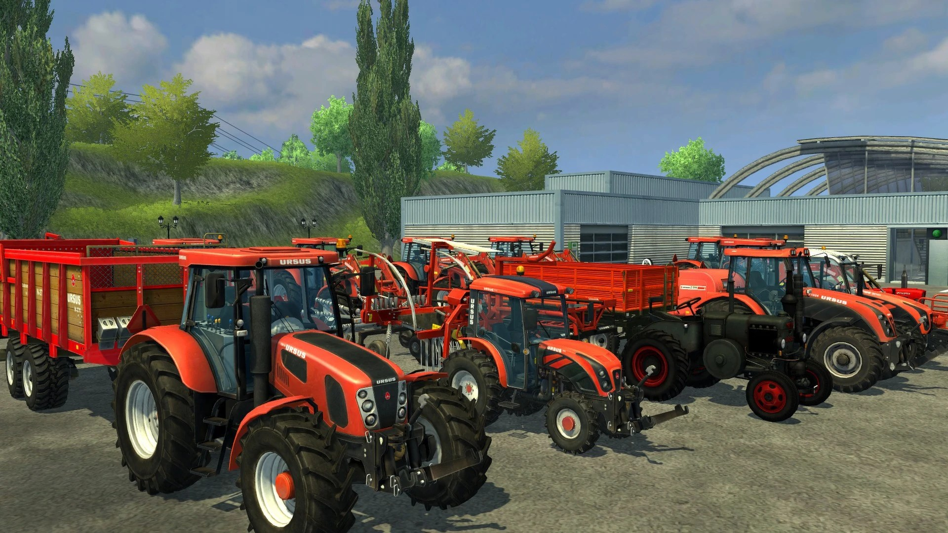 Ls 2013 Farming Simulator Ursus Add On Farming Simulator 2013 Farming Simulator Wiki