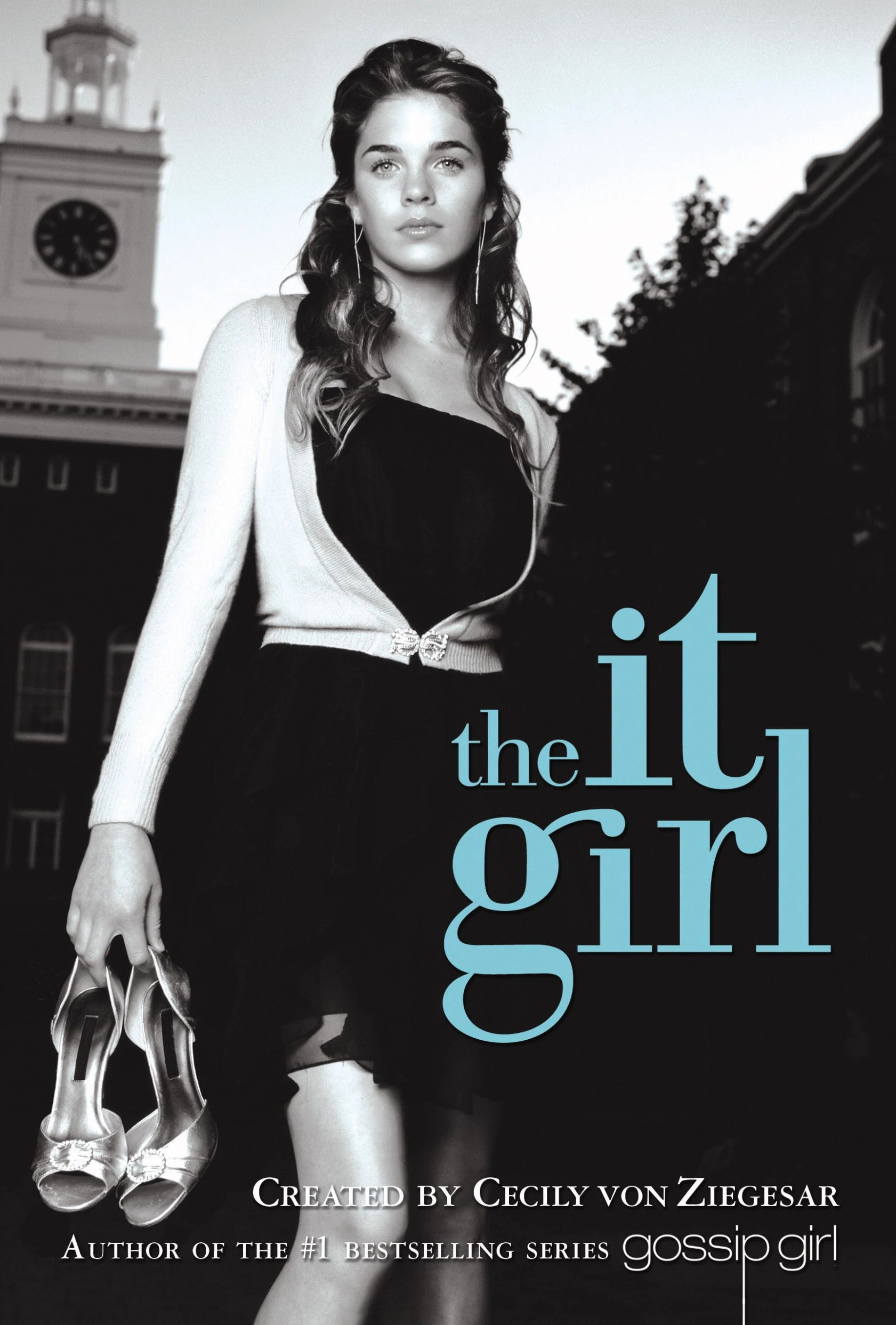 gossip girl books wikia