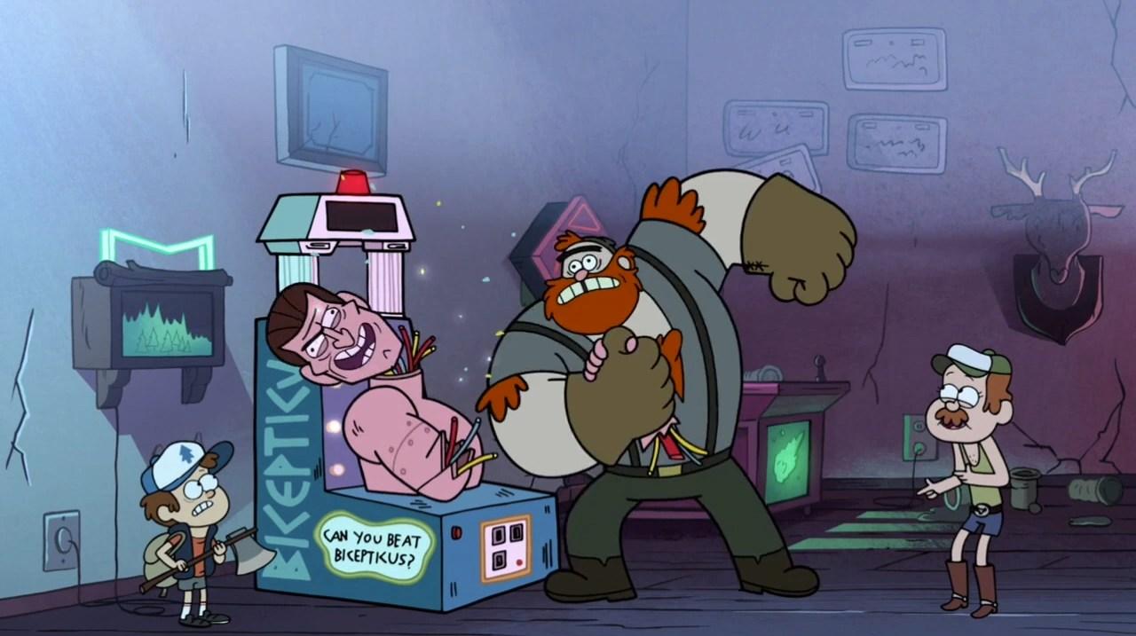 Soos Gravity Falls Wallpaper Tyler Cutebiker Gravity Falls Wiki Fandom Powered By Wikia