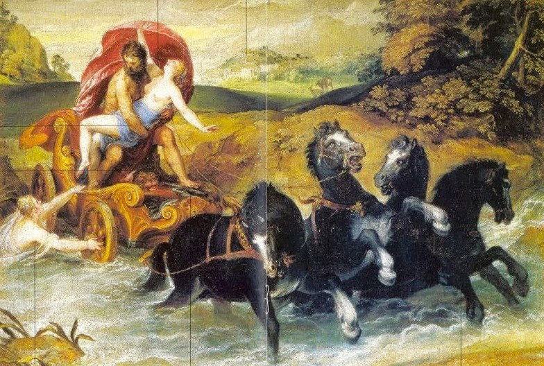 Hades39 Chariot Greek Mythology Wiki Fandom Powered By