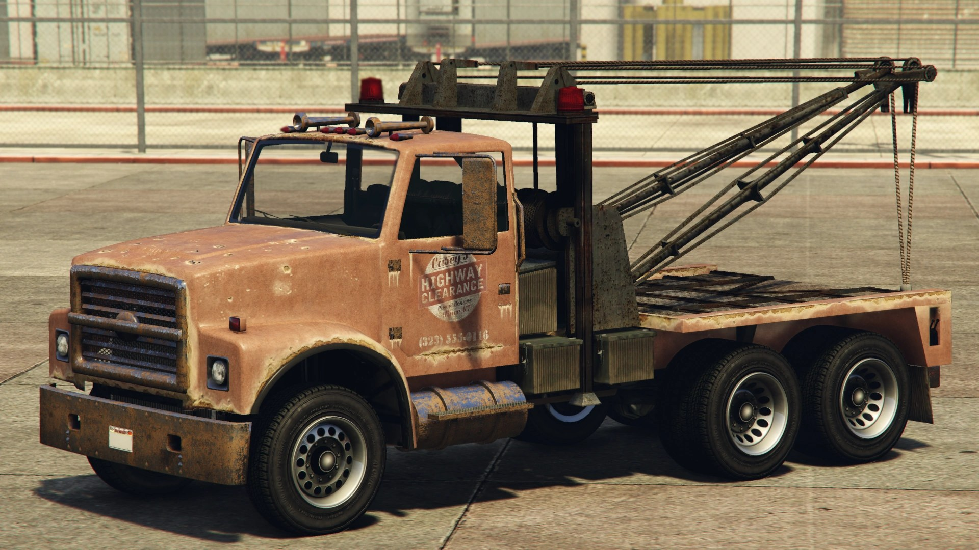 Tow Truck Towtruck Gta Wiki Fandom Powered By Wikia