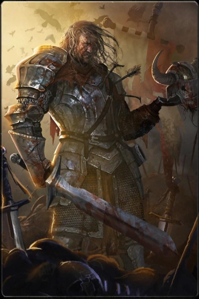 Queen Girl Wallpaper Godfrey One Arm Heroes Of Camelot Wiki Fandom Powered