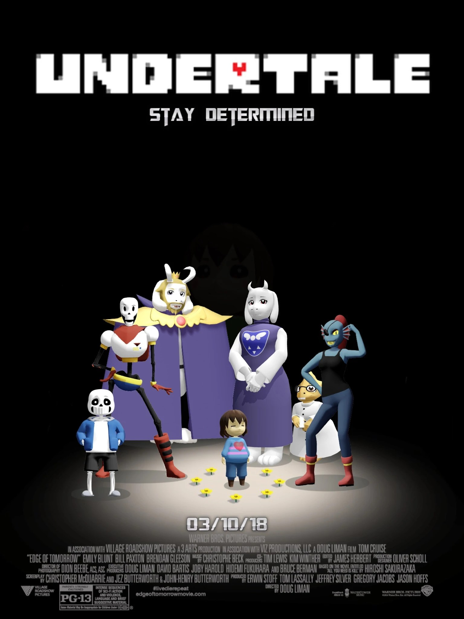 What Is Falling Action Of The Yellow Wallpaper Undertale Dreamworks Film Idea Wiki Fandom Powered