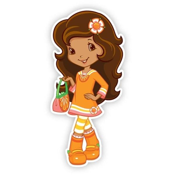 Strawberry Shortcake Girl Wallpaper Orange Blossom Idea Wiki Fandom Powered By Wikia