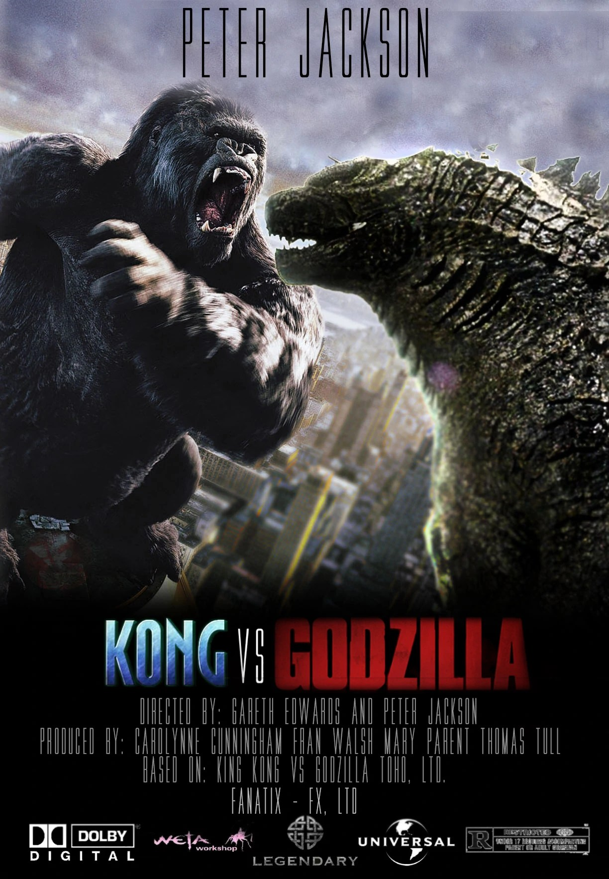 3d Wallpaper Of Titanic King Kong Vs Godzilla Remake Idea Wiki Fandom