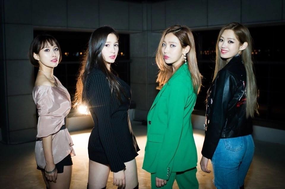viva girl group kpop members