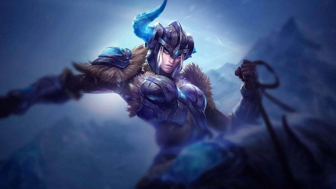 Ezreal Hd Wallpaper Ashe Background League Of Legends Wiki Fandom Powered
