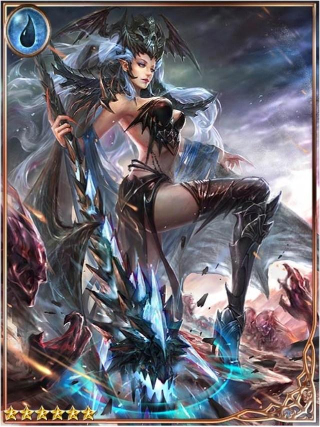 3d Vampire Female Wallpaper Mystic Degenerate Witch Tarquinia Legend Of The