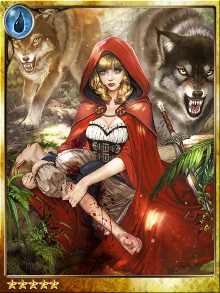 Supreme Wallpaper Girl Cartoon Red Wolf Riding Hood Legend Of The Cryptids Wiki