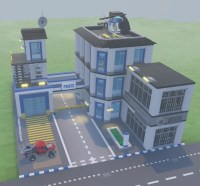 Police Station | Lego Worlds Wiki | FANDOM powered by Wikia