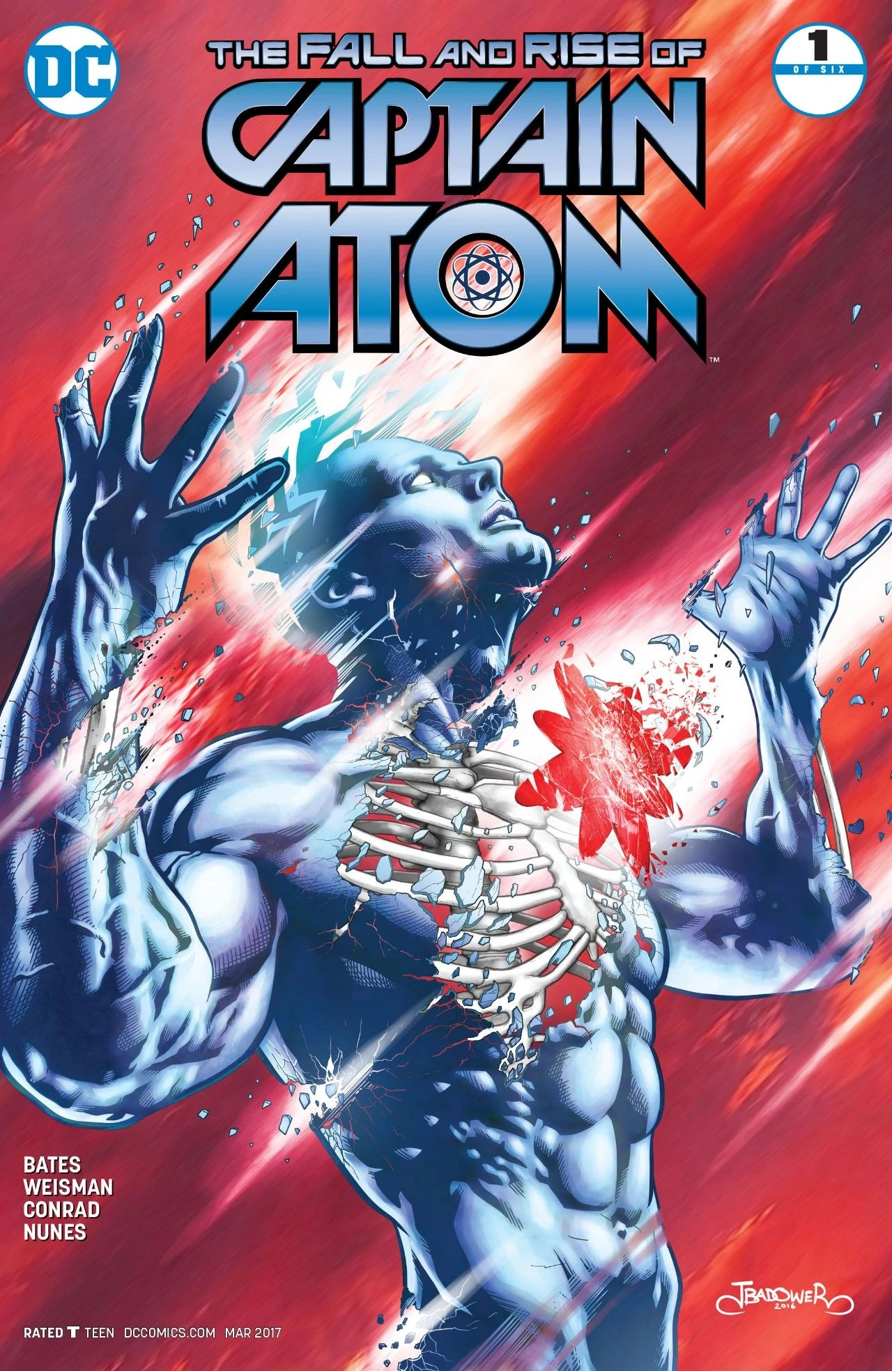 The Fall Tv Series Wallpaper The Fall And Rise Of Captain Atom Vol 1 1 Dc Database