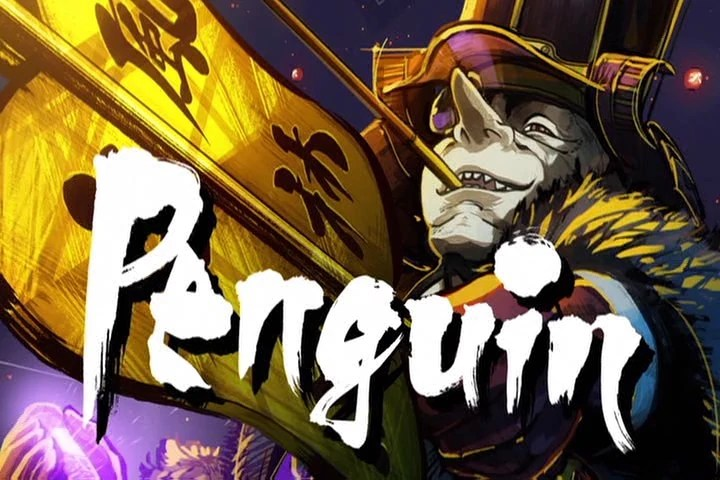 3d Penguin Wallpaper Oswald Cobblepot Batman Ninja Dc Database Fandom