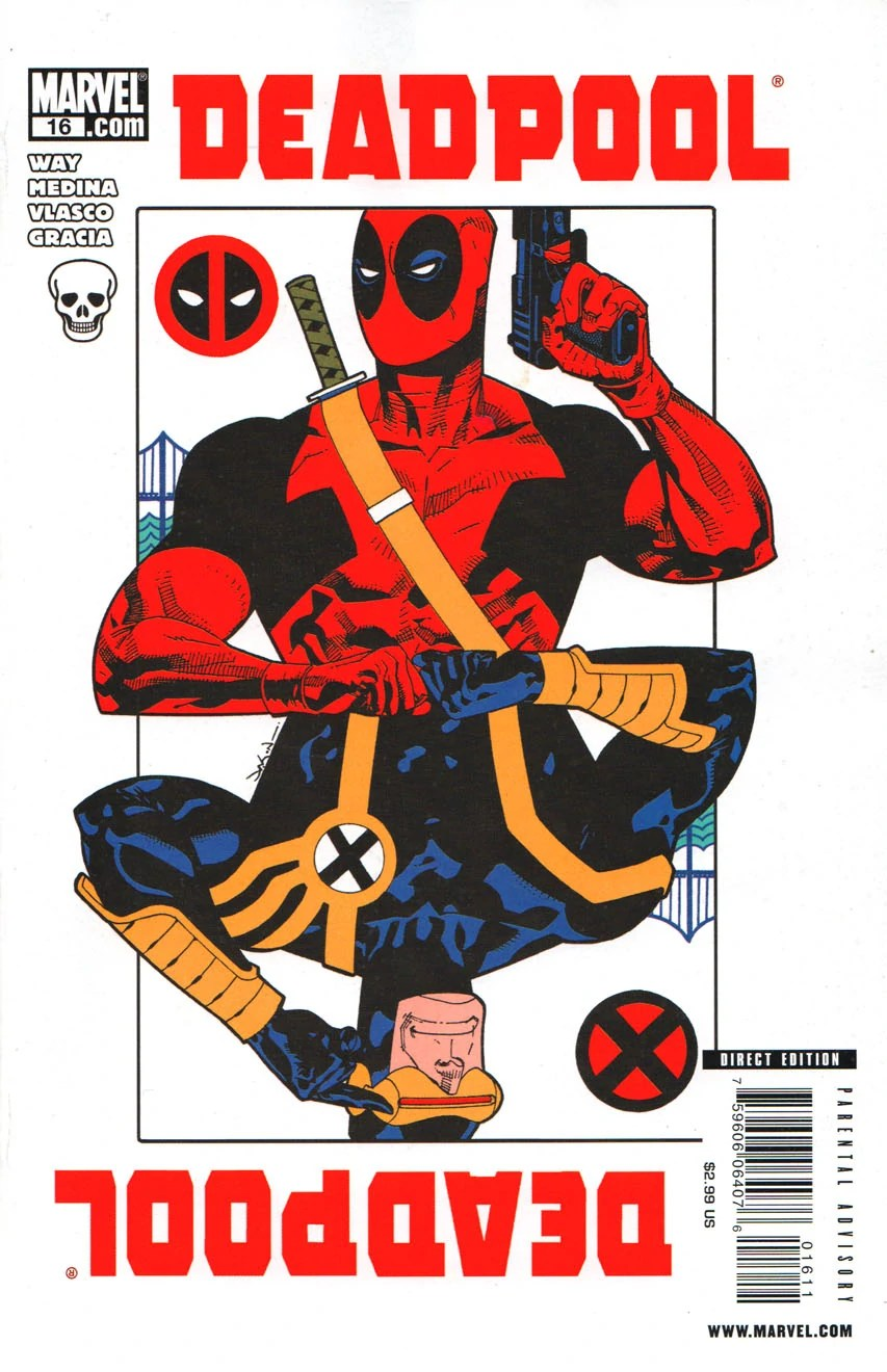 Vol Strasbourg Deadpool Vol 4 16 Marvel Database Fandom Powered By Wikia