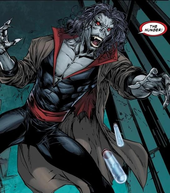 Michael Morbius Earth 616 Marvel Database Fandom