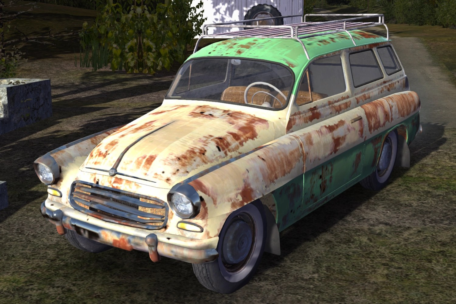 Ruscko My Summer Car Wikia Fandom Powered By Wikia