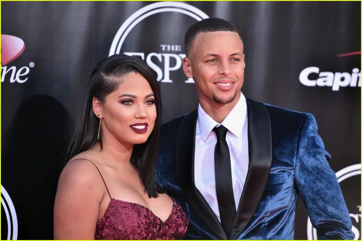Stephen And Ayesha Curry Nbafamily Wiki Fandom Powered