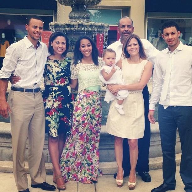 ayesha curry family pics