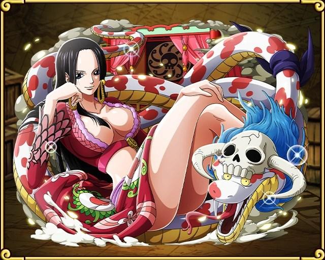 Boa Hancock Warlord Of The Sea One Piece Treasure Cruise