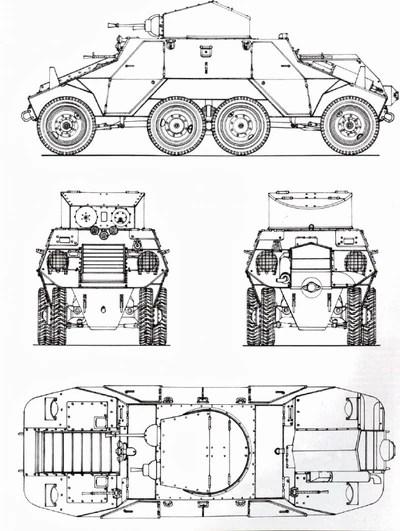 Borgward Engine Diagram