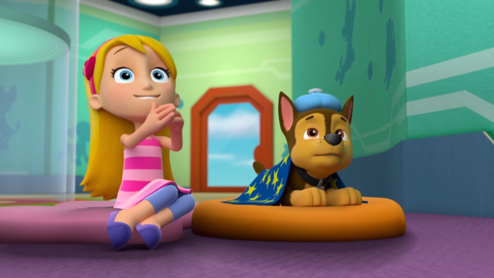 Girl Paw Patrol Wallpaper Pups Save A Show Quotes Paw Patrol Wiki Fandom Powered